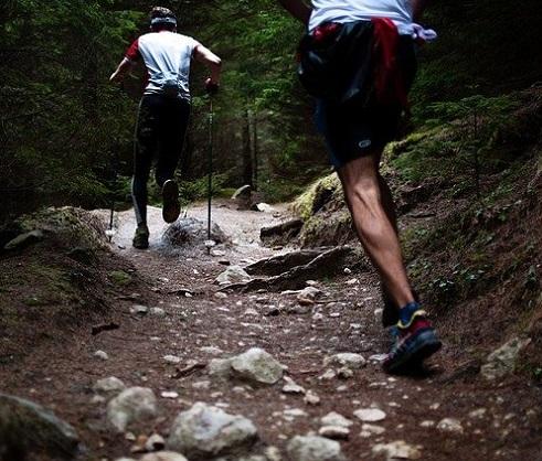 Löpning är bra träning för knopp och kropp